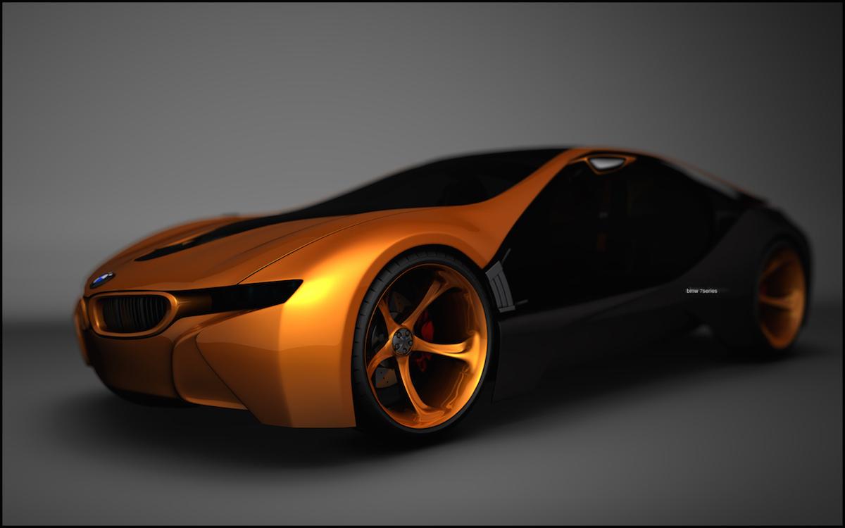 Accau Bmw I8 Concept