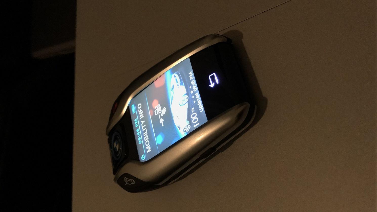 I8 Digital Display Key Retrofit Diy