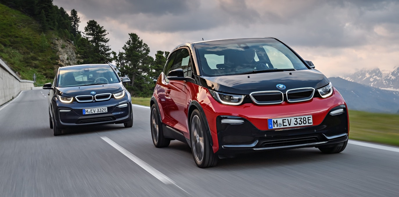Introducing The New 2018 BMW i3 and First Ever BMW i3s