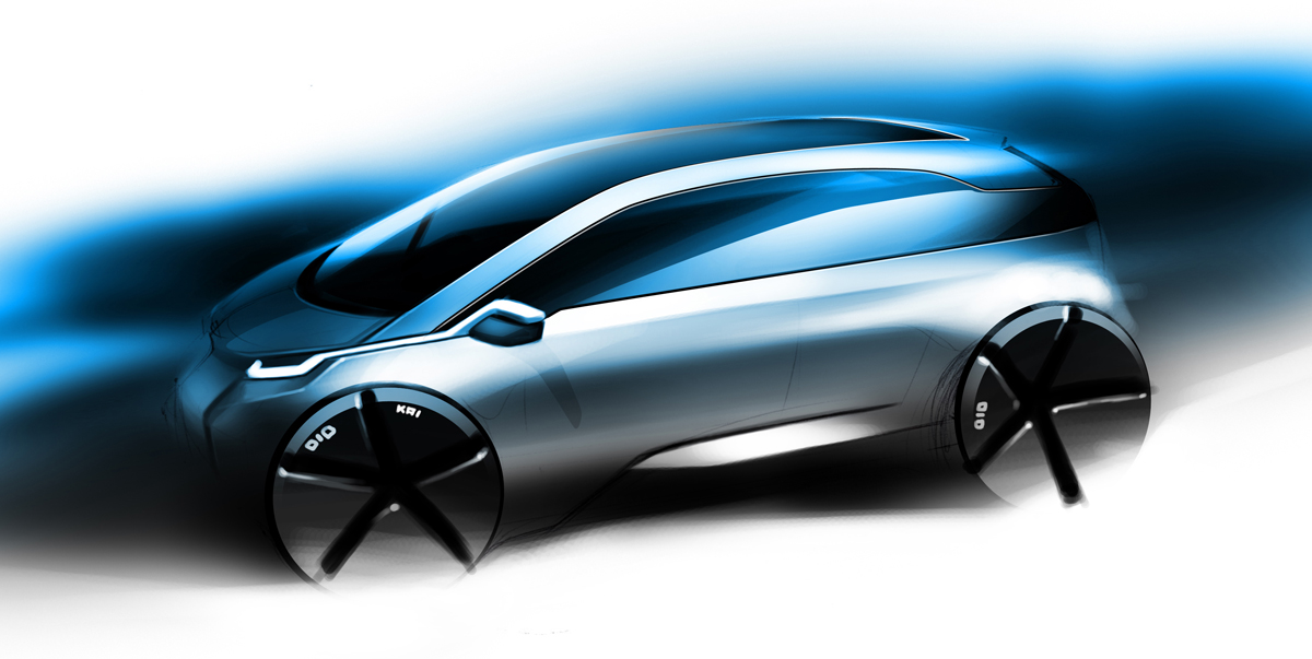 Megacity Vehicle will be world\'s 1st volume-produced carbon fiber ...