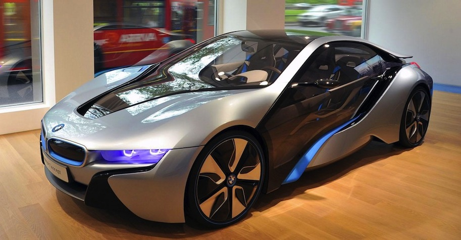 מגניב BMW i8 Price Will Top €100,000 AB-54