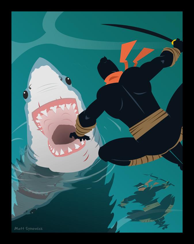 Name:  Shark_Vs__Ninja_by_spaghetti016.jpg Views: 906 Size:  237.3 KB
