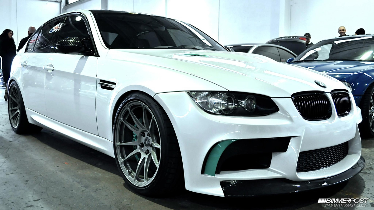 H4nh S 2009 E90 M3 Supercharged Bimmerpost Garage