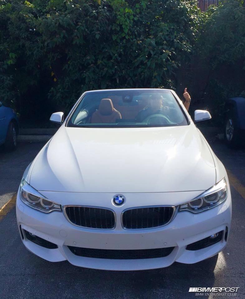2015 Bmw I8 Transmission: Cabo Andy's 2016 BMW 435xi CV