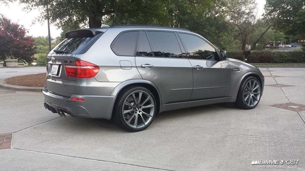 gixxerboy63\'s 2010 BMW X5M - BIMMERPOST Garage