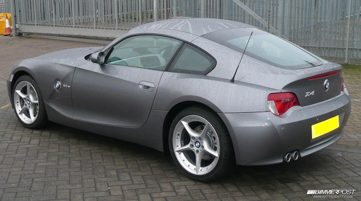 Sparkingslider S 2008 Z4 3 0si Coupe Sport Bimmerpost Garage