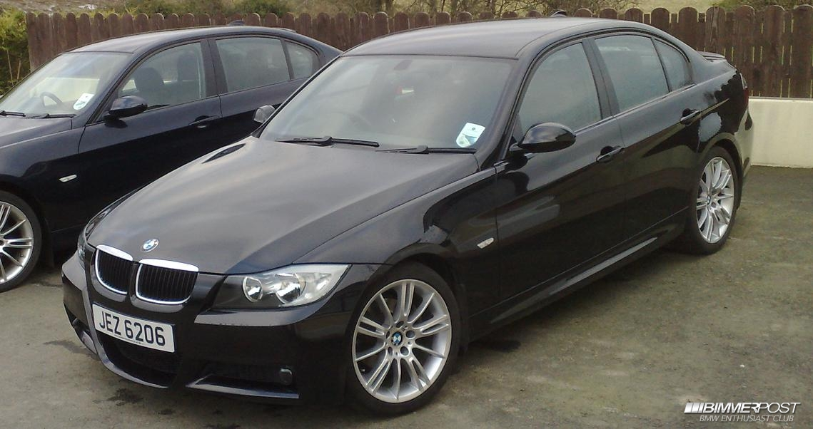 Paddyrx8 S 2006 E90 320d Msport Bimmerpost Garage