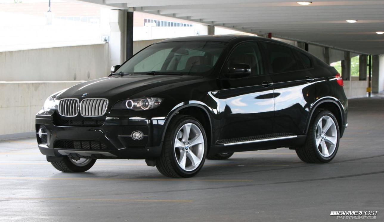 Doenermanns BMW X I BIMMERPOST Garage - Black bmw x6