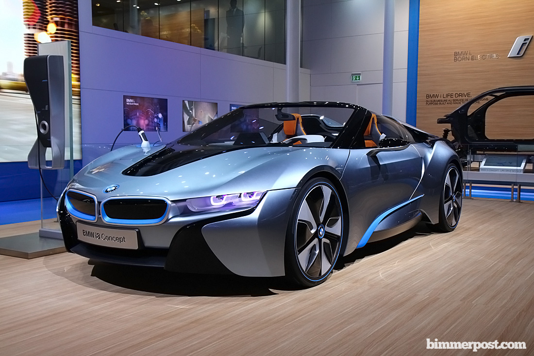 bmw i8 roadster wins north american concept car of the. Black Bedroom Furniture Sets. Home Design Ideas