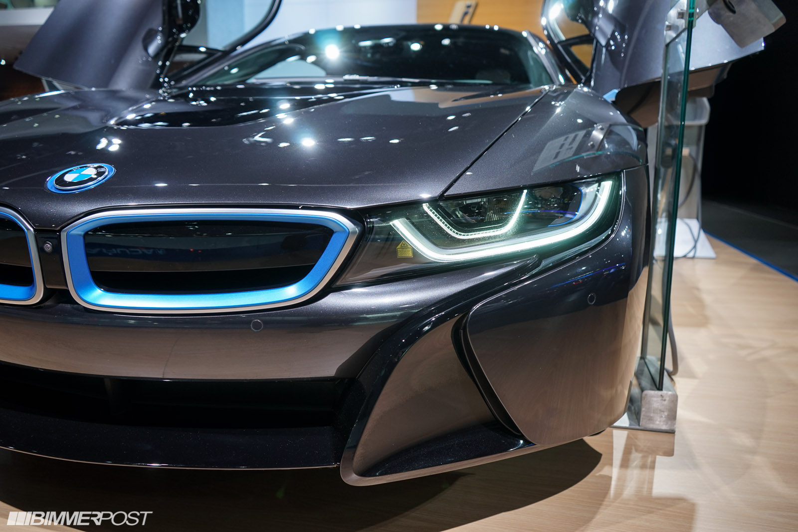 Laser Lights Coming To U S Bmw I8 For My2016